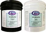 Ultra Fairing Compound AP861 (Marine 861 UltraFair) 2 Gallon Kit (2 gallons resin & 2 gallons hardener)