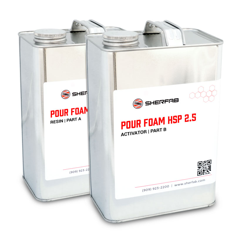 Pour Foam - Gallon Kits