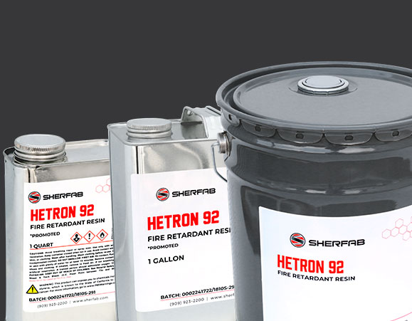Hetron™ 92 Flame Retardant Polyester Resin