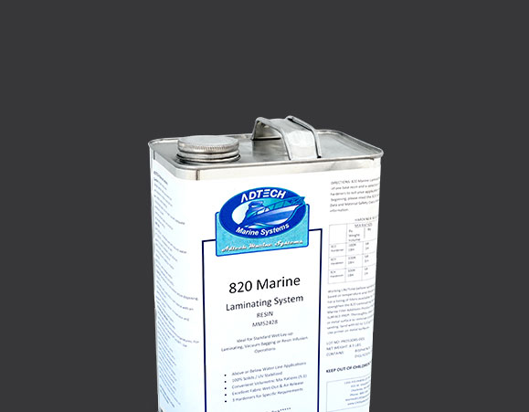 Marine 820 Epoxy Laminating Resin