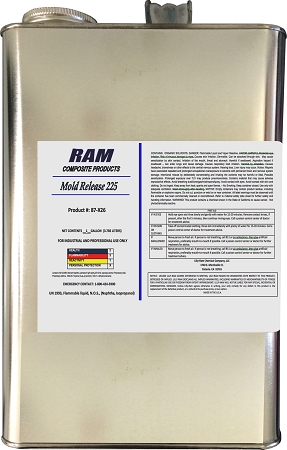 Clear Mold Release 225 (1 Gallon)