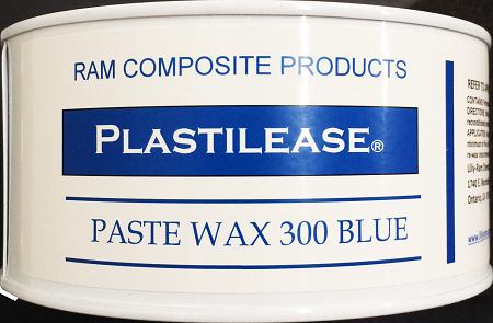 Plastilease Paste Wax 300 (Blue) Mold Release
