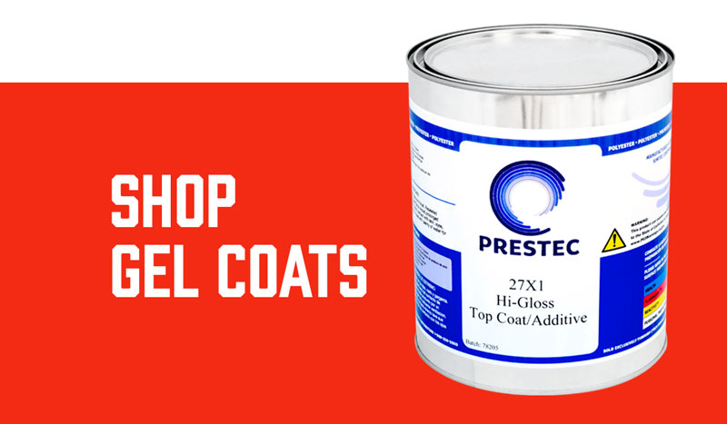 Shop Gel coats