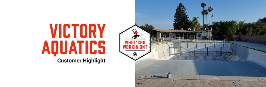 Customer Highlight, Victory Aquatics