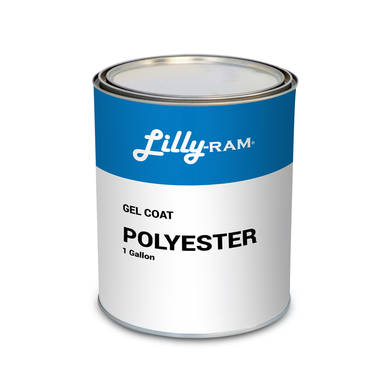 Polyester Gel coat - Gallons