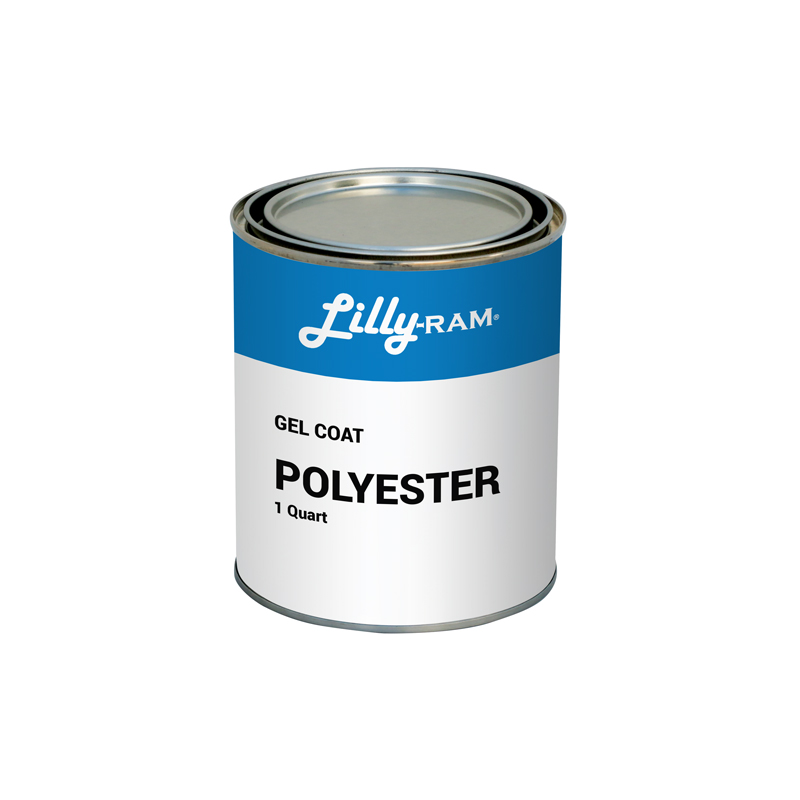 Polyester Gel coat - Quarts
