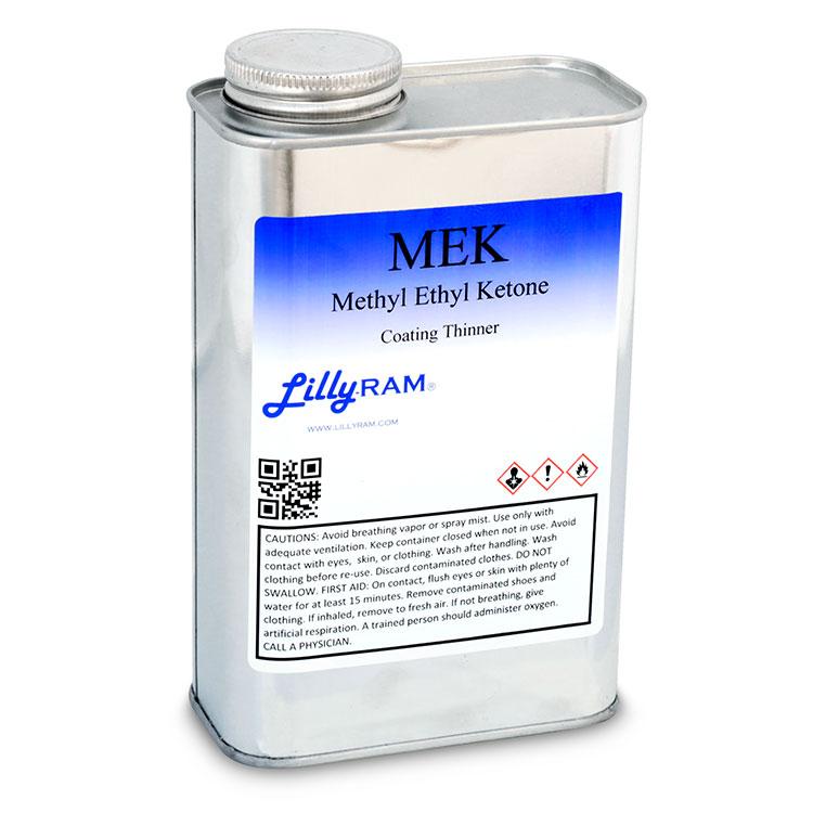 Methyl Ethyl Ketone - MEK (1 Quart)