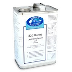 Marine 820 Epoxy Laminating Resin (1 Gallon)
