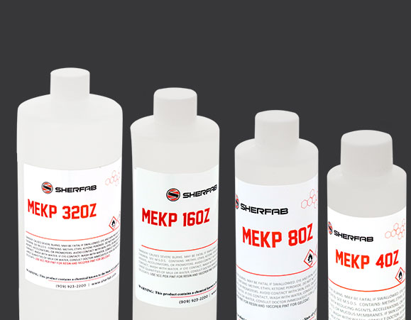 MEKP Resin/Gel Coat Hardener