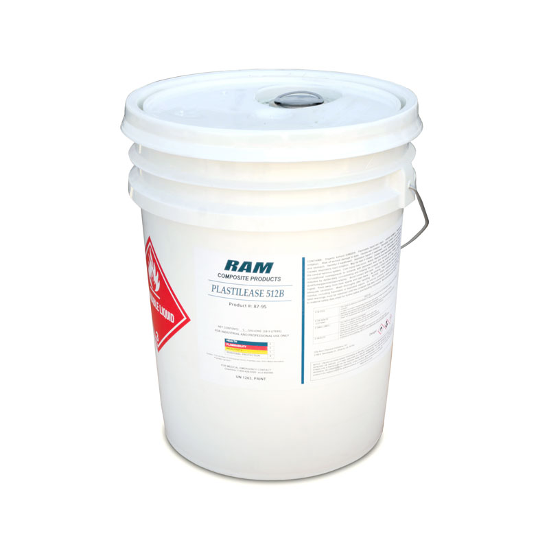 Plastilease 512B Mold Release (5 Gallon Pail)