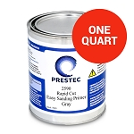 2590 Rapid Cut Easy Sanding Primer - Gray, Polyester (1 Quart)