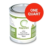 6701 Vinyl Ester Black Hi-Gloss Coating (1 Quart)