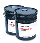 HSP 2.5# Pour Foam - A & B (5 GALLON PAIL KIT)
