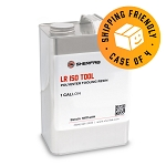 LR ISO Tooling Polyester Laminating Resin (Case of 4, 1 Gallon ea.)