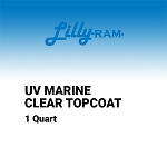 UV Marine Clear Gel Coat (1 Quart)