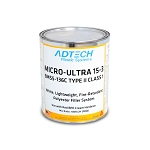 Micro-Ultra 15-3 Filler - White