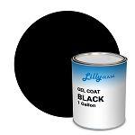 Black Gel Coat (1 Gallon)