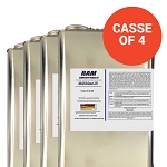 Clear Mold Release 225 (Case of 4, 1 Gallon ea.)