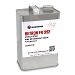 Hetron™ FR 992 Flame Retardant Vinyl Ester Resin (1 Gallon)