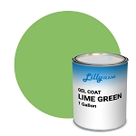 Lime Green Gel Coat (1 Gallon)