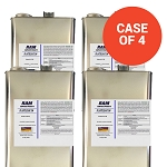 Plastilease 334 Sealer/Mold Release (Case of 4, 1 Gallon ea.)