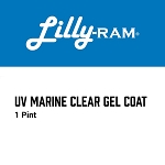 UV Marine Clear Gel Coat (1 Pint)
