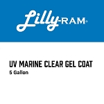 UV Marine Clear Gel Coat (5 Gallon Pail)