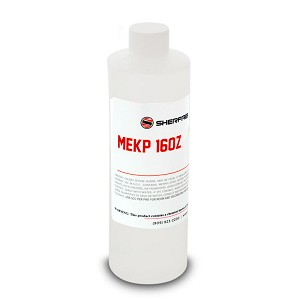 MEKP Resin/Gel Coat Hardener (1 Pint)