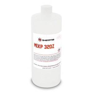 MEKP Resin/Gel Coat Hardener (1 Quart)