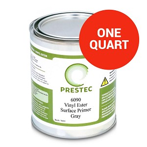 6090 Vinyl Ester Surface Primer - Gray (1 Quart)