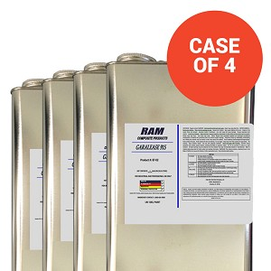 Garalease 915 Sealer/Mold Release (Case of 4, 1 Gallon ea.)