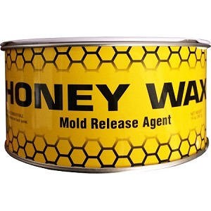 Honey Wax Mold Release