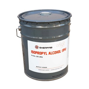 IPA (Isopropyl Alcohol- 99%) (5 Gallon Pail)