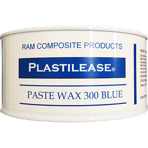 Plastilease Paste Wax 300 (Blue) Mold Release