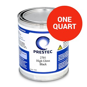 2701 High Gloss Black (1 Quart)