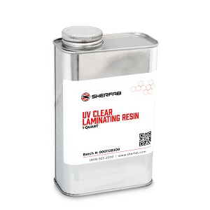 UV Clear Laminating Resin (Quart)