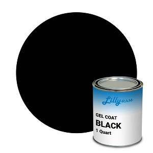 Black Gel Coat (1 Quart)