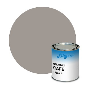 Café Gel Coat (1 Quart)