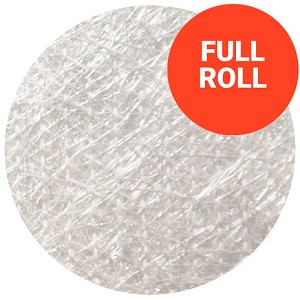 "2 oz. Chopped Strand Fiberglass Mat - 50"" Wide (Full Rolls)"