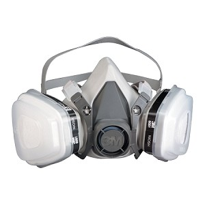 Dual Cartridge Respirator P95