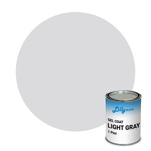 Light Gray Gel Coat (1 Pint)