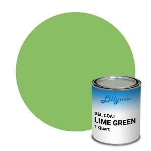 Lime Green Gel Coat (1 Pint)