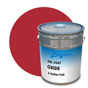 Oxide Gel Coat (5 Gallon Pail)