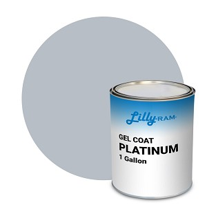 Platinum Gel Coat (1 Gallon)