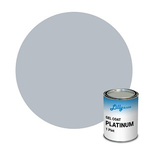 Platinum Gel Coat (1 Pint)