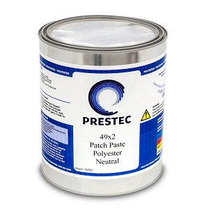 49x2 Patch Paste Polyester Neutral (1 Gallon)