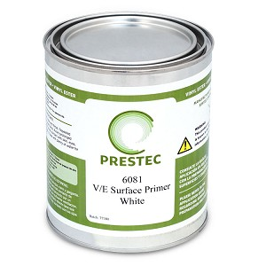 6081 Vinyl Ester Surface Primer - White (1 Gallon)