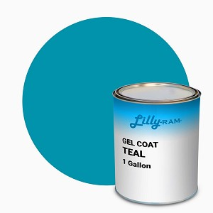 Teal Gel Coat (1 Gallon)