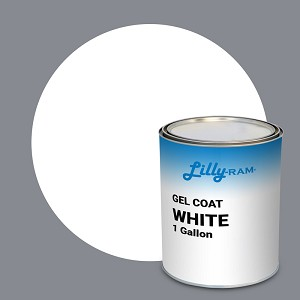 White Gel Coat (1 Gallon)