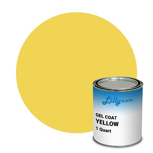 Yellow Gel Coat (1 Quart)